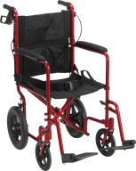 Drive medical, expedition wheelchair, transport wheelchair, companion wheelchair, wheelchair